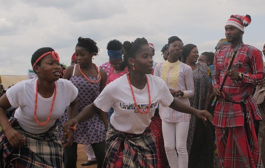 Abia Dancers