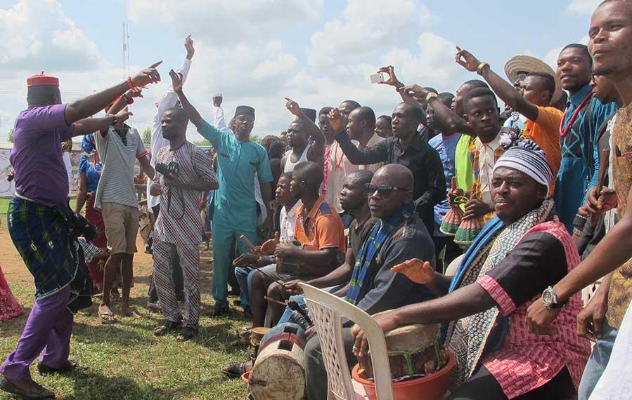 Ebonyi State Performers
