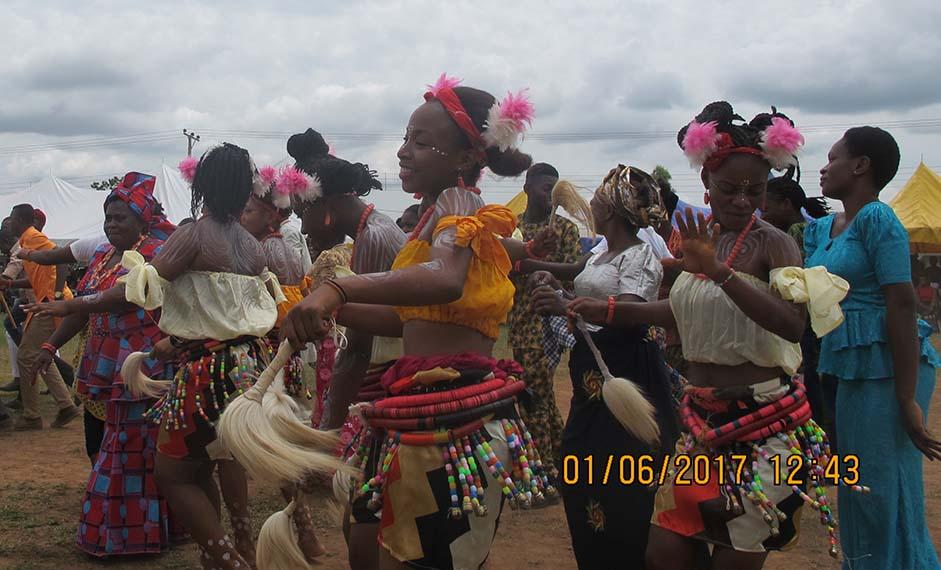 Afikpo Dancers-Nkwa UmuAgbogho from Ebonyi State