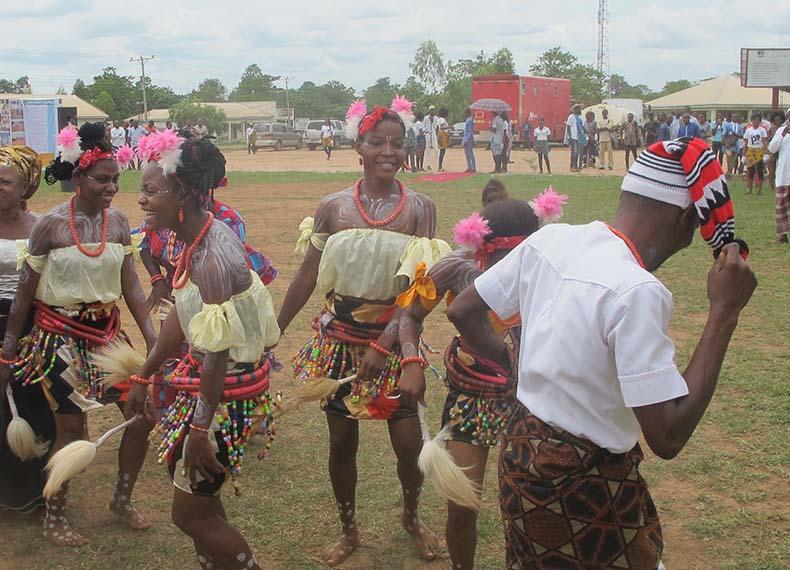 More of Ebonyi Dancers