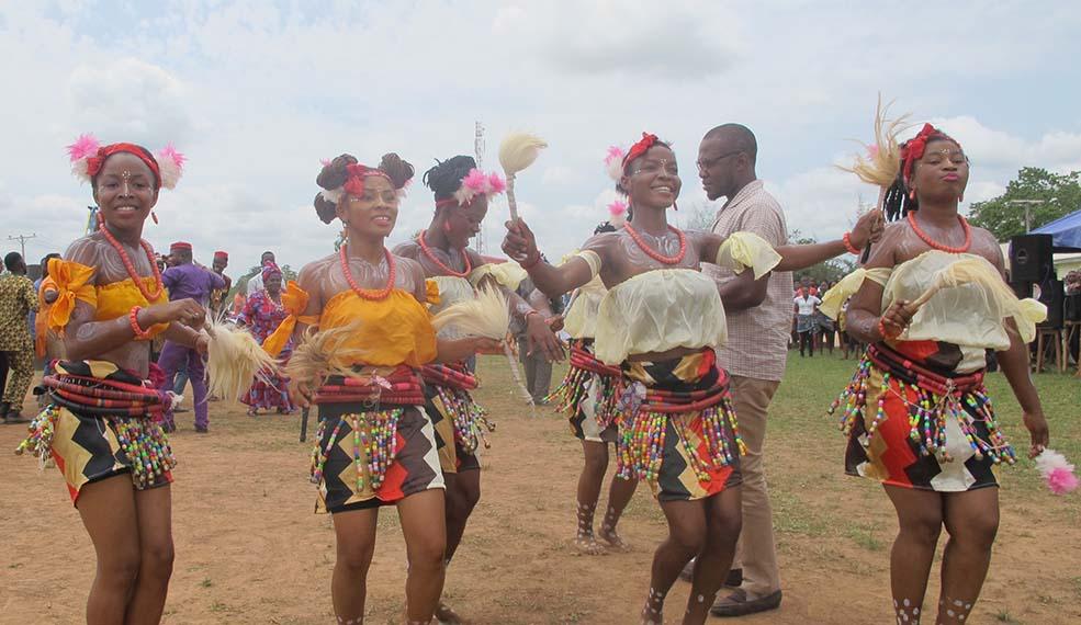 Ebonyi Dancers